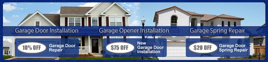 Garage Door Maplewood
